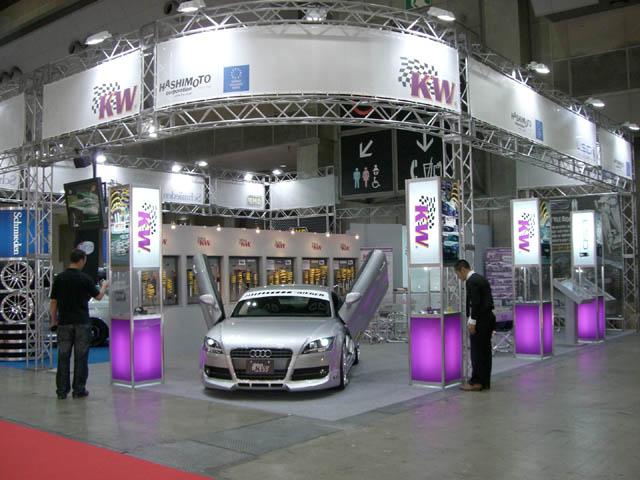 KW・Schmieden / 07 Tokyo Special Import Car Show