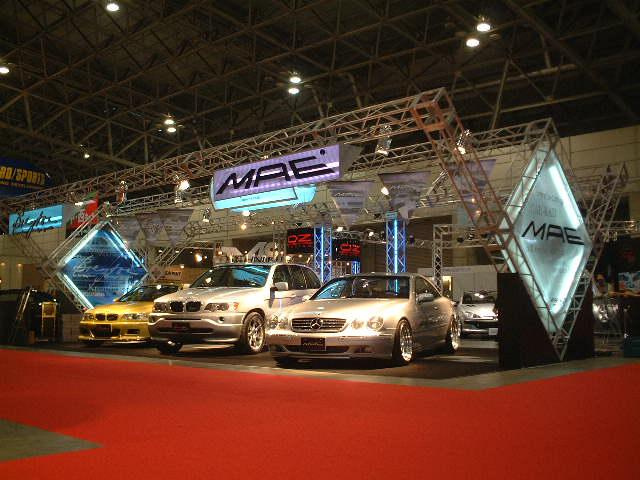 MAE・Breyton / 02 Tokyo Auto Salon