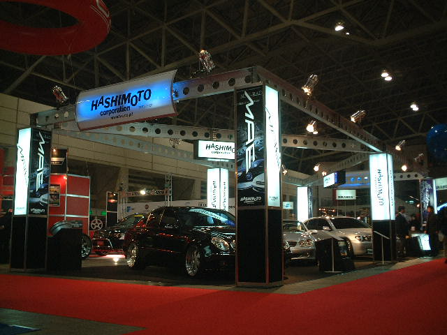 MAE・Breyton / 03 Tokyo Auto Salon