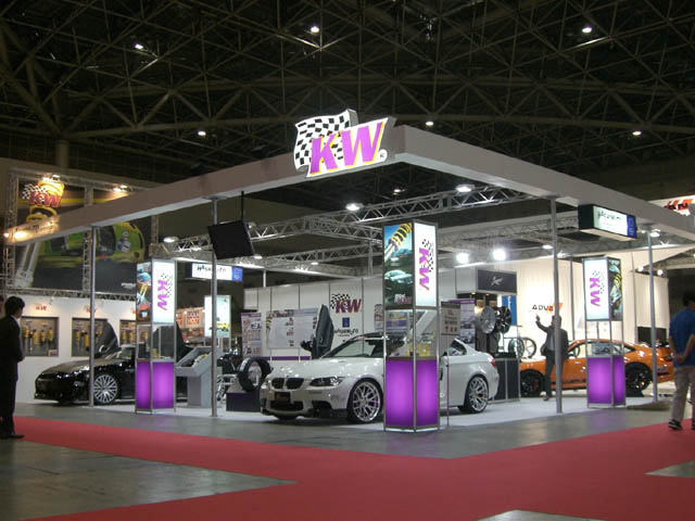 KW・Schmieden・AKRAPOVIC / 09 Tokyo Special Import Car Show
