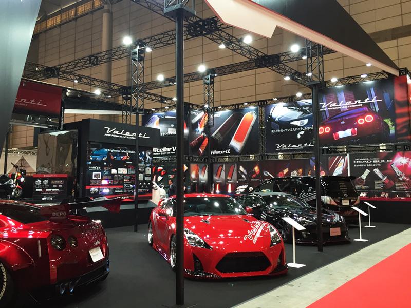 Srellar V & Valenti / 15 Tokyo Auto Salon