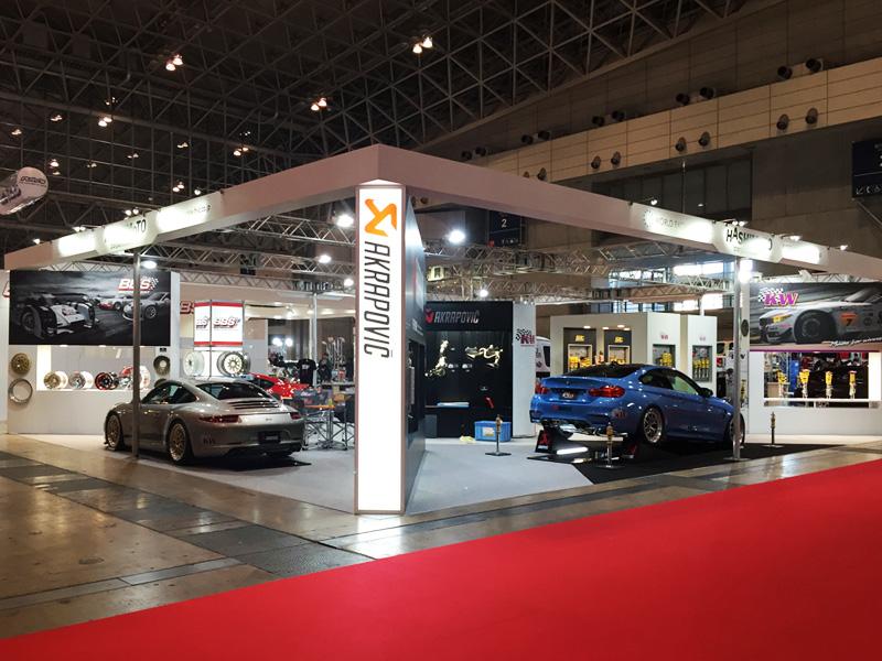 KW・AKRAPOVIC・BBS MOTOR SPORT・SPEEDHUNTERS / 15 Tokyo Auto Salon
