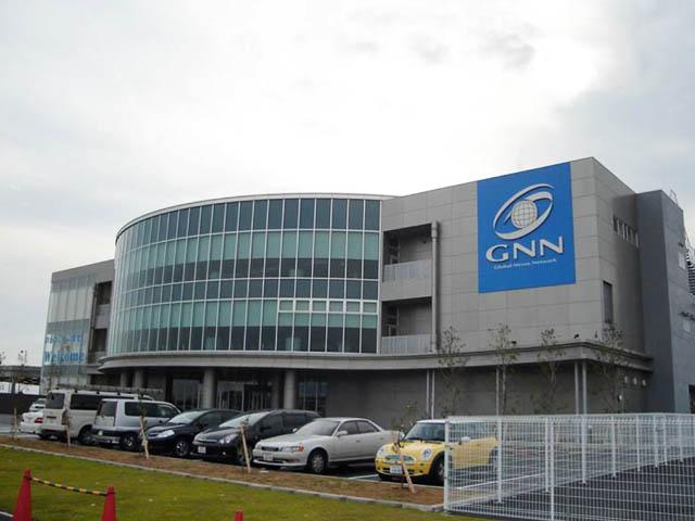 GNN オートオークション会場