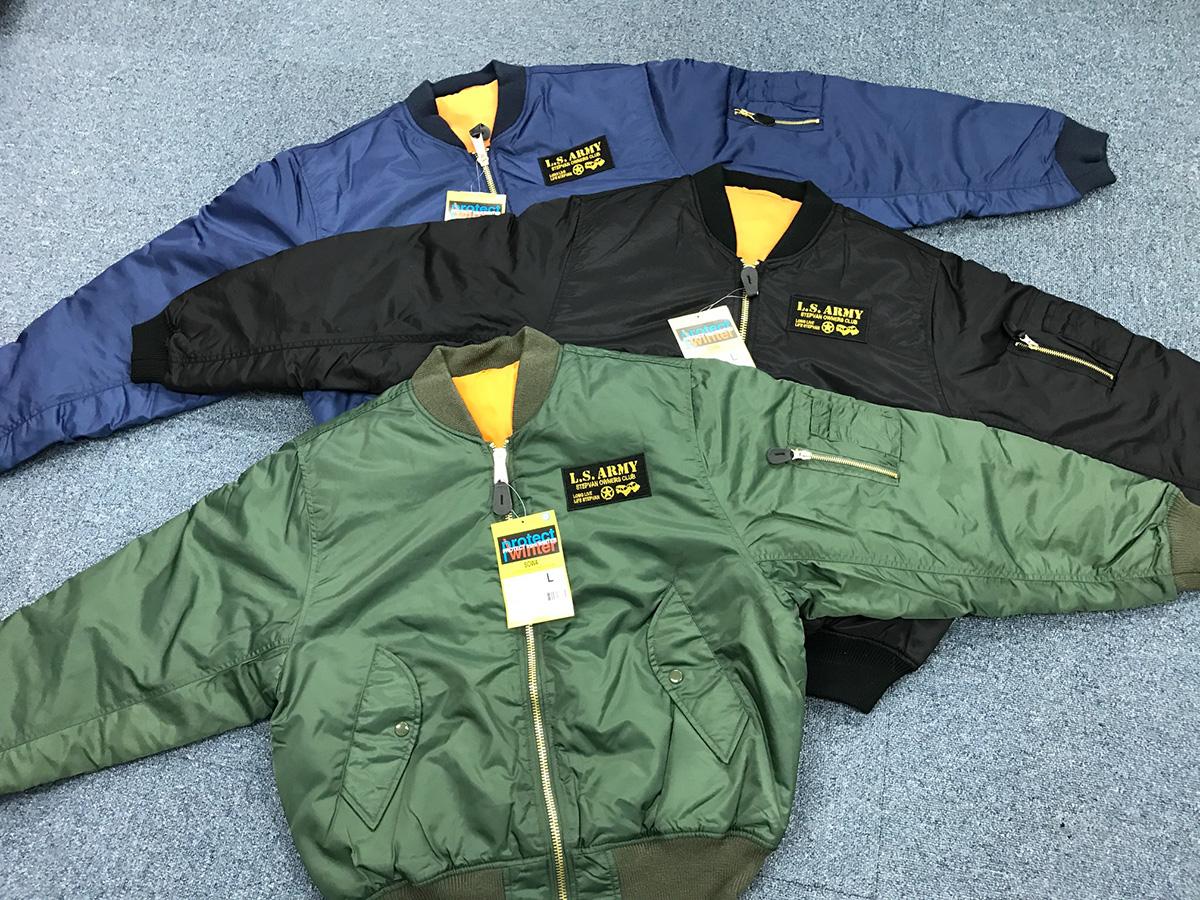 MA-1ジャケット(オリジナル)